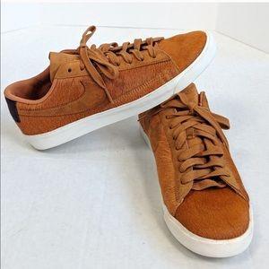 Nike Blazer Low LX Cider Cider Sail Shoes